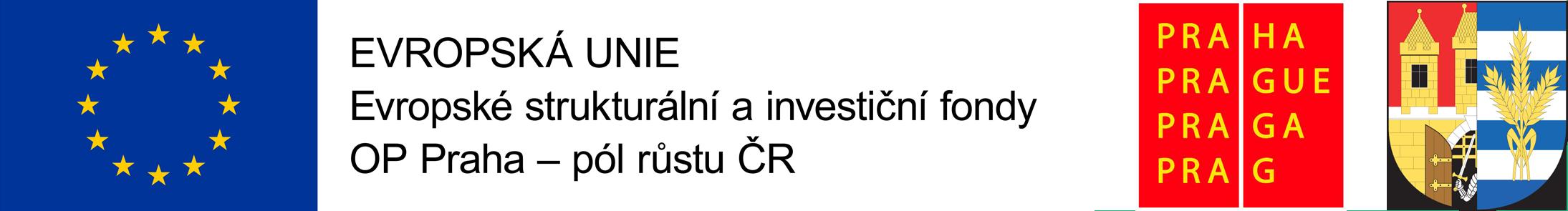 Evropské strukturální a investiční fondy, město Praha